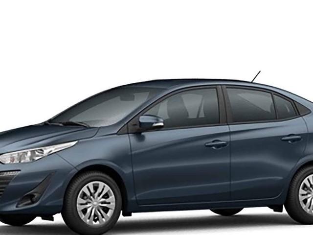 Toyota Yaris XL 2020 perde rodas de liga-leve para se manter abaixo de R$ 70 mil - opção para PcD