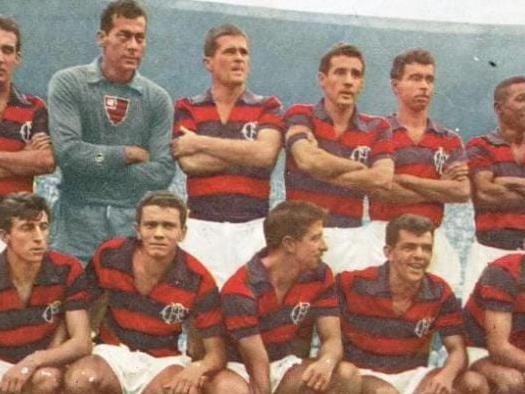 Morre Décio Crespo, ex-jogador do Flamengo