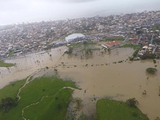 Em novo relatório, Defesa Civil contabiliza 23 cidades de SC com danos causados pelas chuvas