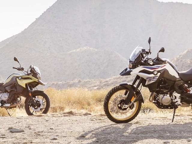 BMW F 750 GS e F 850 GS: produção nacional iniciada