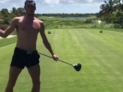 Neymar, Cavani? Bale está mesmo preocupado em acompanhar outro esporte