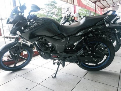 Vendo moto HUNK 2018 semi nueva