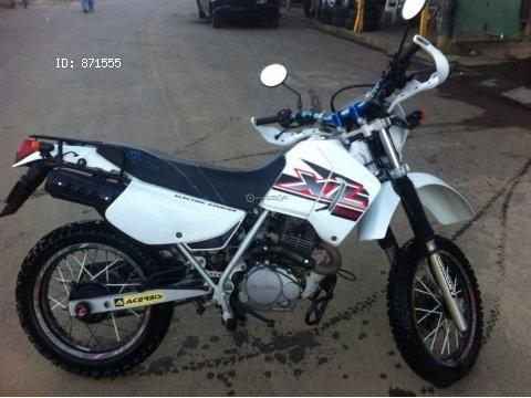 Vendo o cambio Honda XL 200