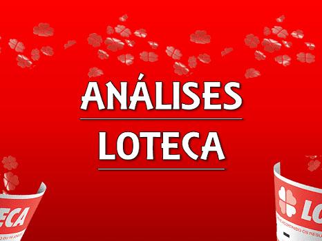 Análises para a loteca 879 desempenho das colunas