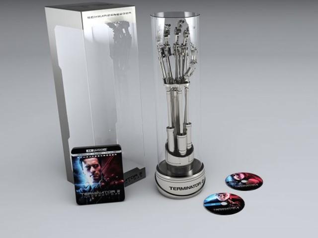 NERDGASM! Gift set de O Exterminador do Futuro 2 com ENDOARM já em pré-venda!