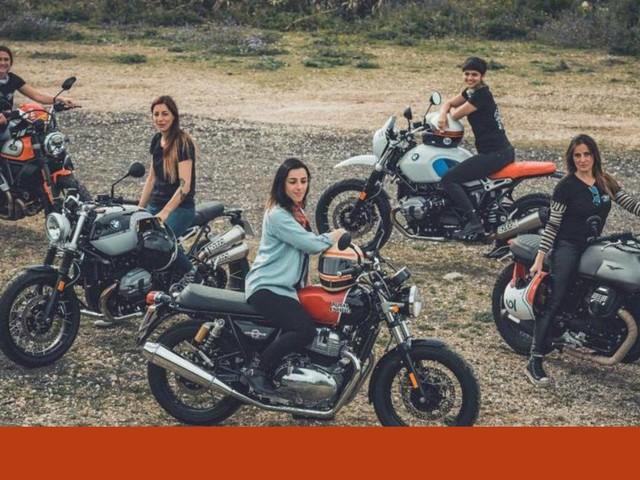 De Lisboa a Marrocos, cinco mulheres fazem-se à estrada em duas rodas