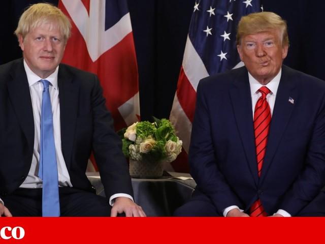 """Huawei: Johnson arrisca guerra diplomática com Trump em semana de """"Brexit"""""""
