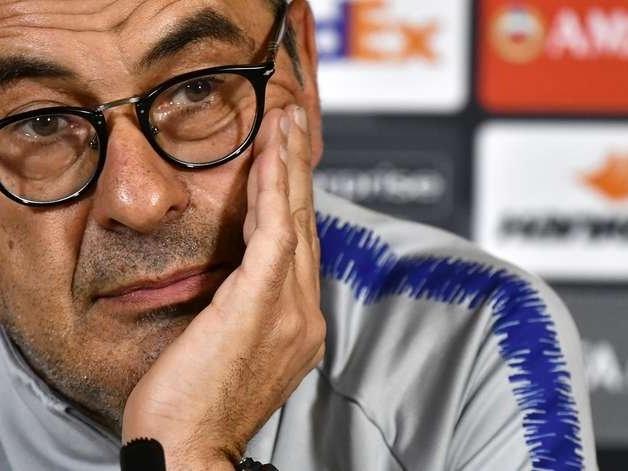 Maurizio Sarri é o novo técnico da Juventus