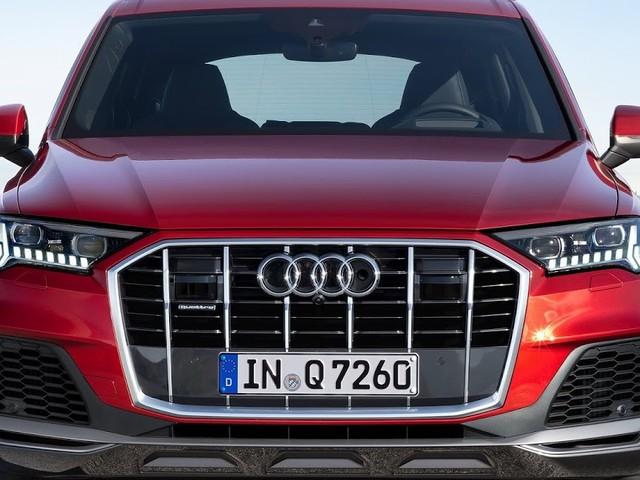 Novo Audi Q7 2020: fotos e especificações oficiais