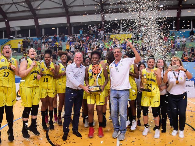 Santo André é campeão paulista de basquete feminino diante do Vera Cruz