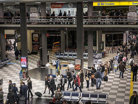 Internet das coisas chega ao aeroporto de Congonhas