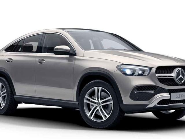 Em pré-venda, novo Mercedes-Benz GLE Coupé é ofertado por R$ 675.900
