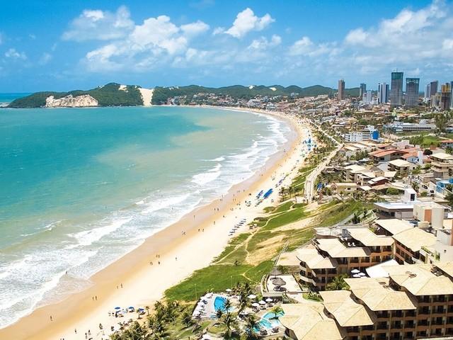 Voos mais estadia na praia de Ponta Negra em Natal (RN) a partir de R$ 934