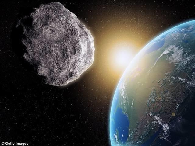 Asteroide passa 'raspando' na Terra e ninguém vê