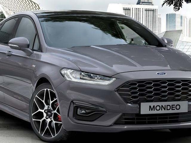 Ford Mondeo 2019 tem novo motor e visual atualizado