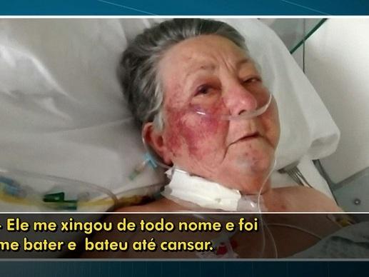 Enfermeiro espanca idosa de 78 anos em hospital de São Paulo