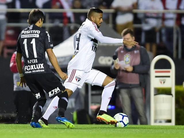 Veja os gols de São Paulo 3 x 1 Corinthians