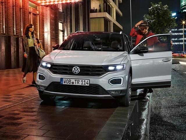 VW T-ROC ganha edição especial de lançamento - Europa