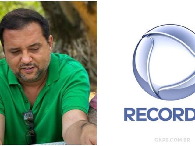 """Fora há seis meses, Geraldo Luís expõe a real e oficializa agradecimento: """"Obrigado Record"""""""