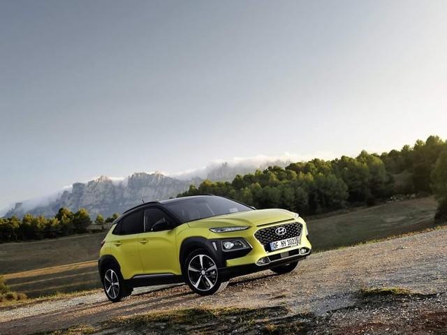 Hyundai Kona: SUV chega à Europa: preço 14.950 Euros