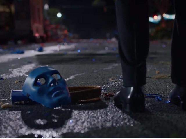 "O novo trailer da série de ""Watchmen"" mostra que nada acaba para sempre"