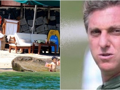 Luciano Huck não tem mais como recorrer da condenação por degradação em Angra