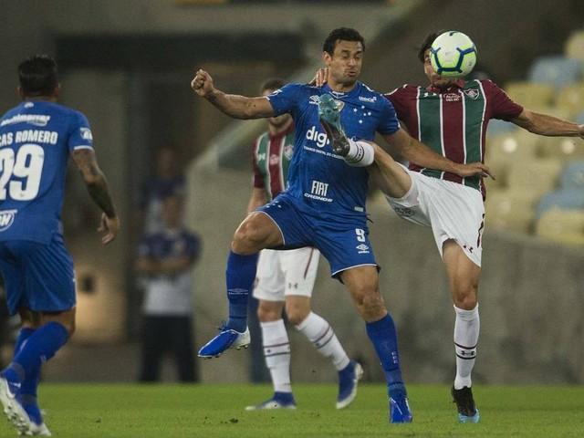 Fluminense volta a encarar o Cruzeiro, do 'cabo eleitoral' Fred