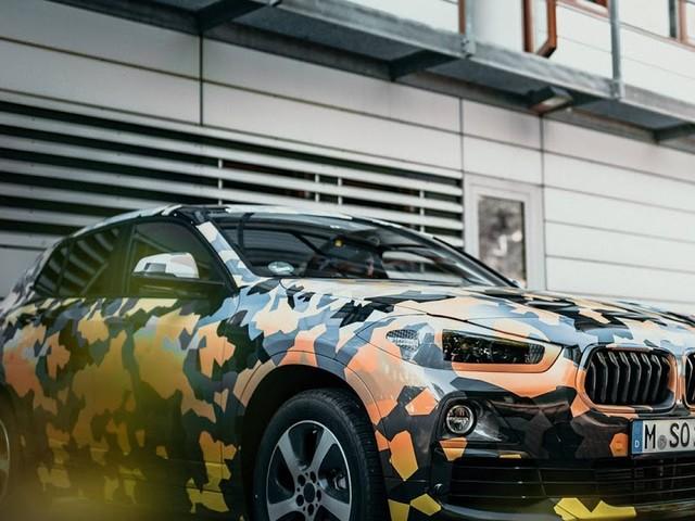 Novo BMW X2: fotos da versão de produção divulgadas