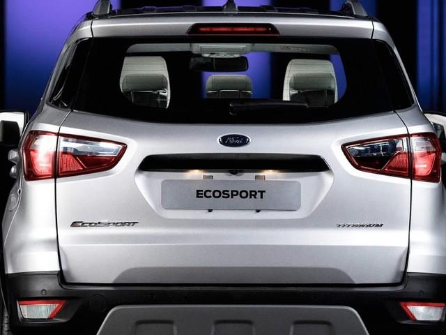 EcoSport 2020 sem estepe em fevereiro: preço ~ R$ 100 mil