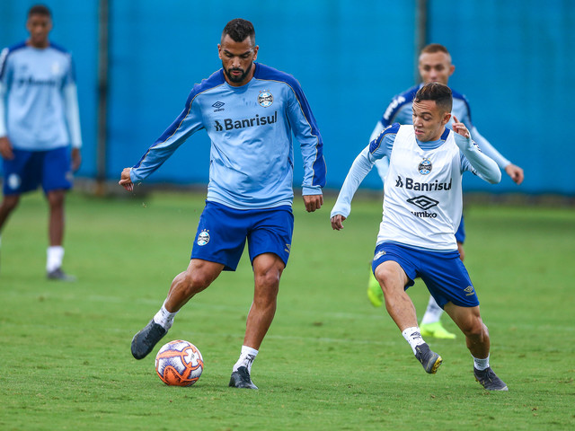 Maicon quer Grêmio concentrado para os jogos decisivos da Libertadores