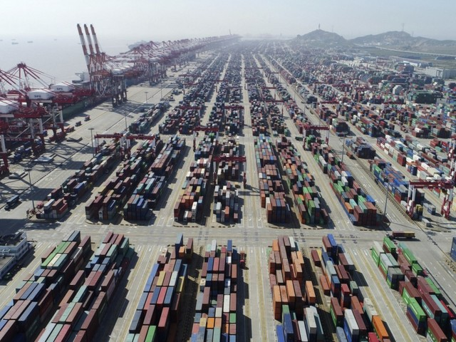China reagiert auf Trump - neue Strafzölle auf US-Produkte