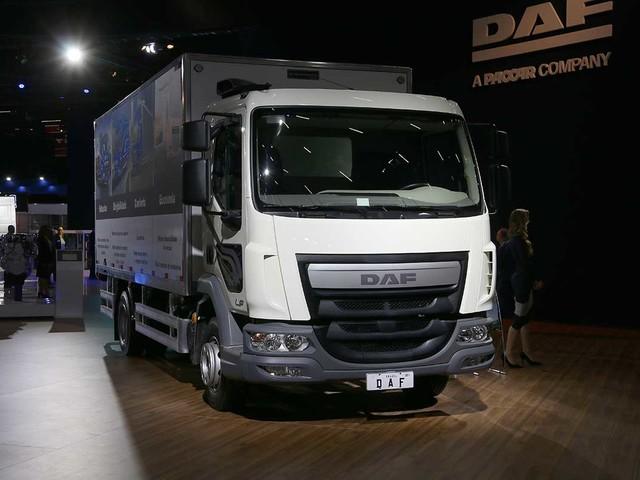 DAF aposta em caminhão chassi na Fenatran 2019