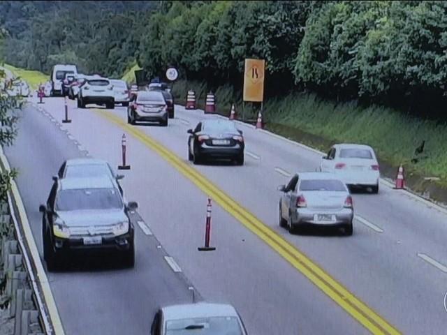 Em SP, motoristas infratores não escapam da vigilância das câmeras
