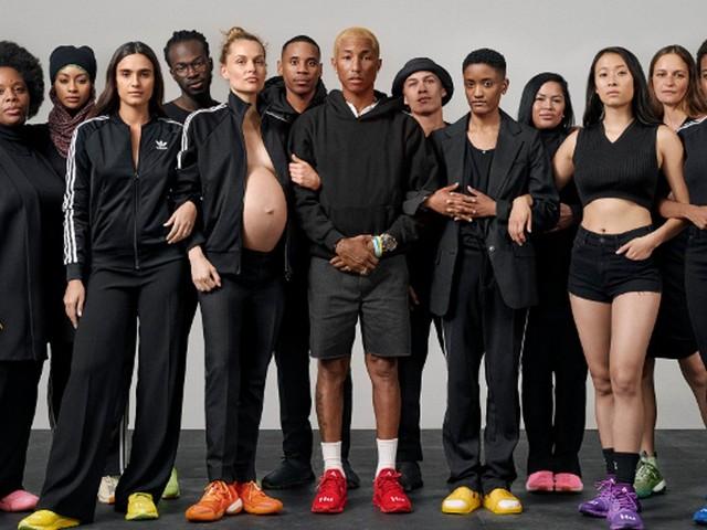 Adidas lança campanha sobre empoderamento feminino, mas convida Pharrell Williams para assinar a coleção