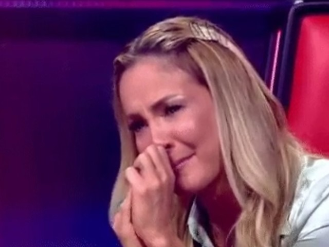 Público repercute emoção de Claudia Leitte no The Voice Kids