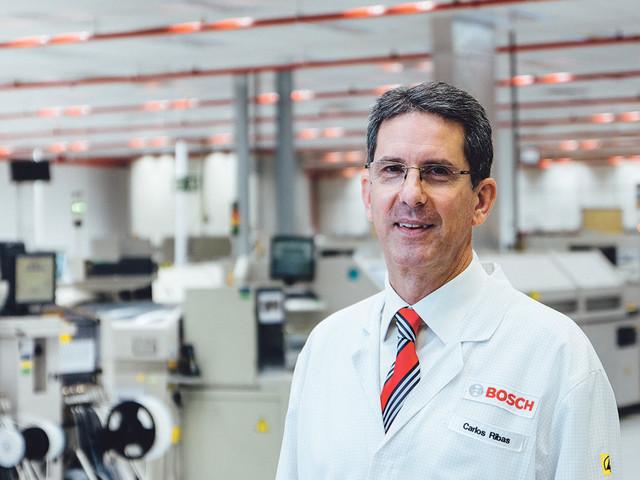 Bosch investiu 100 milhões em Portugal e mantém fasquia
