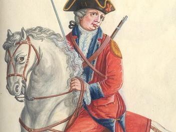 Casta dos Guerreiros no Brasil Colonial