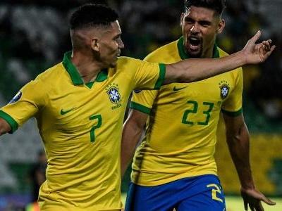 Sul-Americano Sub-23 | Brasil para no 2º tempo, mas vence o Peru na estreia do Pré-Olímpico