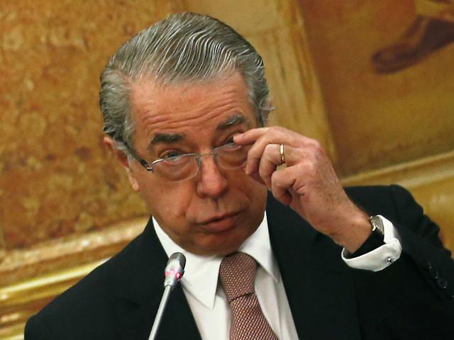 """Ricardo Salgado: """"O Banco de Portugal provocou o colapso e os lesados do BES"""""""