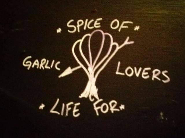 Garlic & Shots, um bar em Londres em que tudo é a base de… alho!