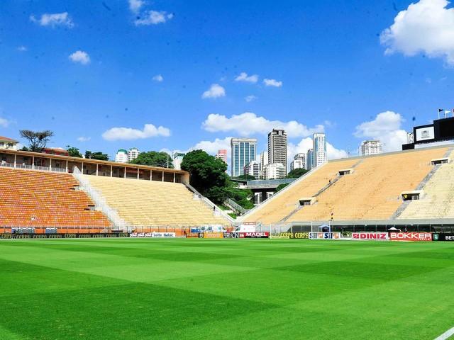 Santos refaz pedido para jogar contra o Corinthians no Pacaembu