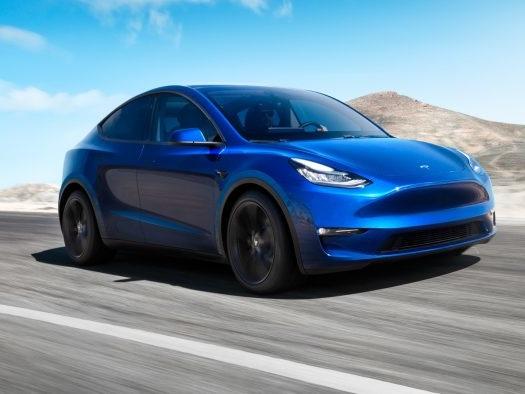 Elon Musk anuncia novo carro elétrico Tesla Model Y com Autopilot