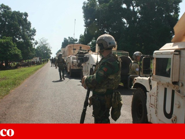 Marcelo elogia militares portugueses envolvidos em combate