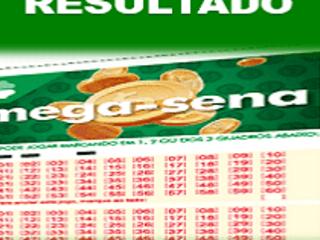 Sorteio 2113 da mega sena resultado dos 6 números sorteados
