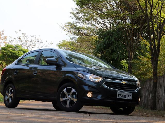[Mercado] Chevrolet Prisma é o terceiro na parcial de setembro