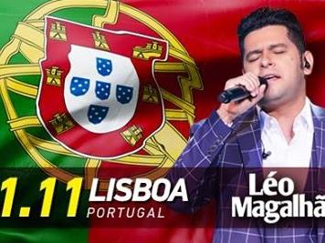Léo Magalhães em Lisboa