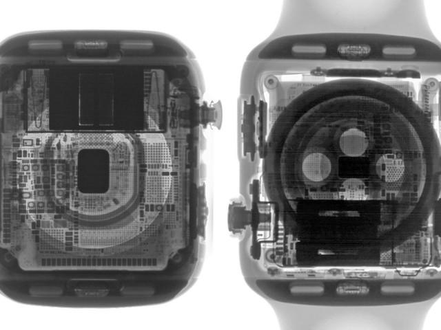 Além da parte exterior, o Apple Watch Series 4 mudou bastante por dentro