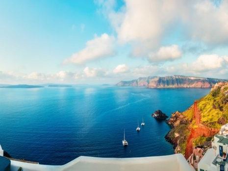Grécia: Conheça Santorini