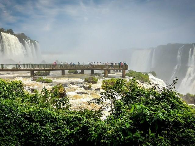 Último dia! Pacotes para Foz do Iguaçu com voos mais estadia no Mabu Thermas Resort a partir de R$ 826 por pessoa!