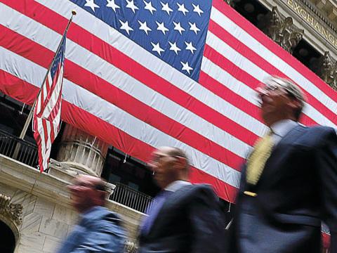 Dow Jones chegou a tocar nos 23.000, após os resultados do Goldman Sachs e Morgan Stanley
